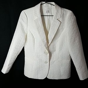 Chicos jacket sz. 1 ivory